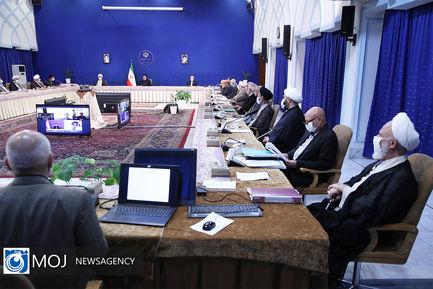 جلسه شورای عالی انقلاب فرهنگی - ۳۰ شهریور ۱۴۰۰