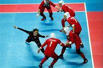 عنوان سومی تیم کبدی بانوان با شکست مقابل تایلند