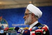 بازدید دادستان کل کشور از شرکت واگن سازی تهران