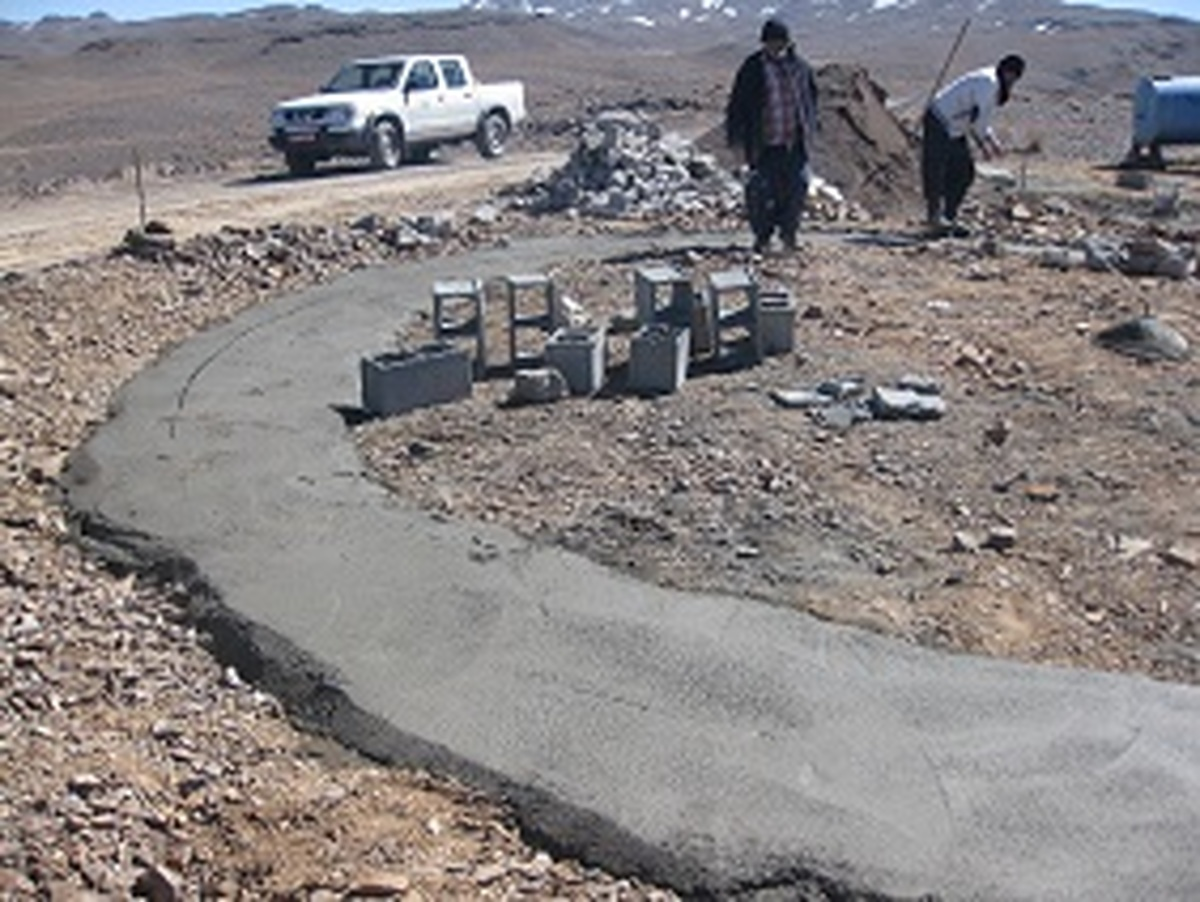 آغازعملیات اجرای ۳ طرح آبرسانی در شهرستان اردستان