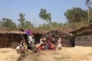 تعطیلی سه کمپ پناهجویی در ایالت غربی میانمار