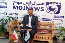 بازدید رئیس بسیج اساتید و عضو هیئت علمی دانشگاه آزاد دولت آباد از دفترخبرگزاری موج