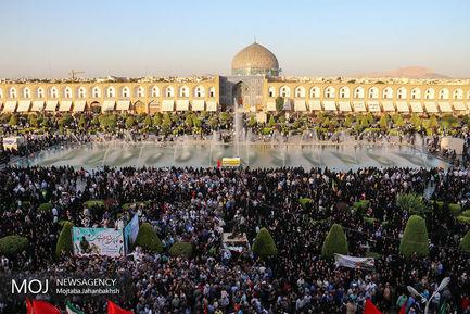 تشییع+پیکر+مطهر+شهدای+دفاع+مقدس+در+اصفهان (1)