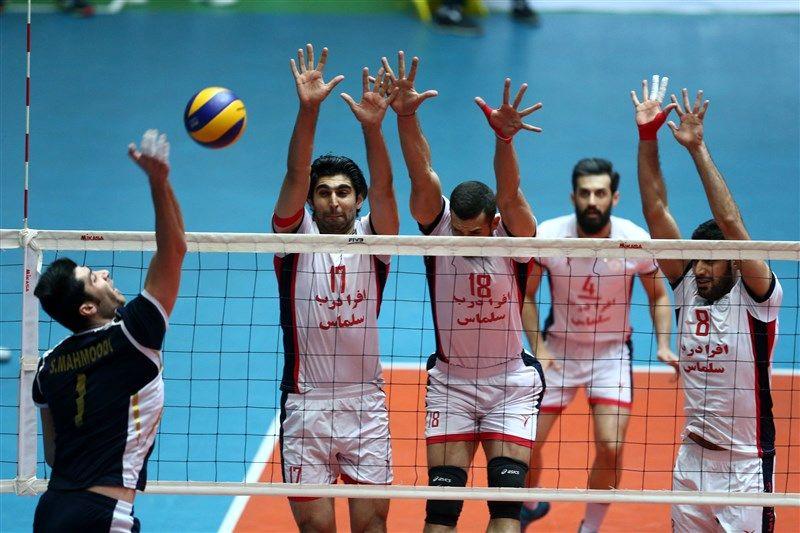 ساعت بازی والیبال ایران و چین مشخص شد