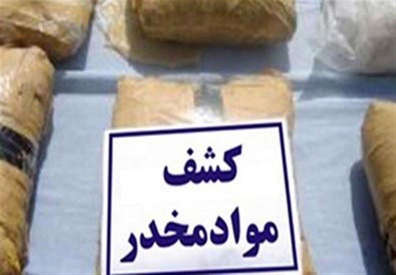 444 کیلو و 750گرم حشیش و 123 کیلوگرم تریاک کشف و 4 قاچاقچی دستگیر شدند