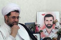 شهادت شهدا ی مدافع حرم جهان را متوجه ارزشهای اسلامی کرد