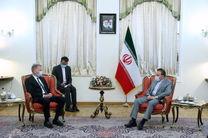 ایران از گسترش همکاری های مشترک با آلمان استقبال می کند