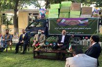 اهدای کمک های ایران به کابل برای مبارزه با کرونا