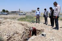 افتتاح طرح آبرسانی به روستای پر نیمه شهرستان خمیر در هفته دولت