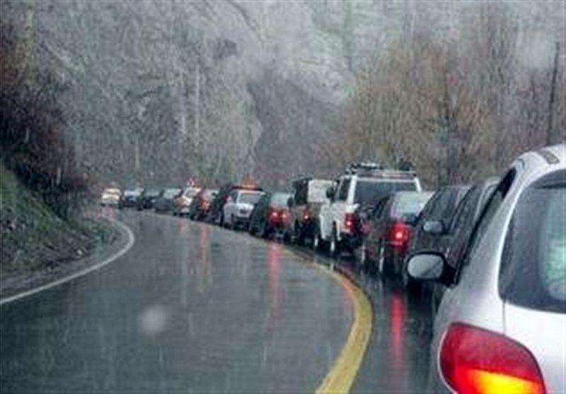 مردم از سفرهای غیرضروری اجتناب کنند، جادههای کرمانشاه لغزندهاند