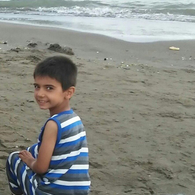 صدای «بنیتا» خاموش شد «پارسا» را دریابیم + تصویر پسر مفقود شده