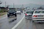 لغزنده بودن جاده های اصلی در استان اصفهان