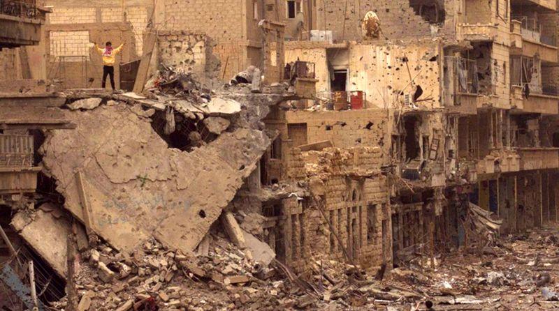 20 غیرنظامی در حمله ائتلاف بین المللی ضد داعش به دیرالزور کشته شدند