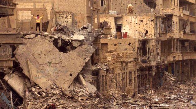 بازدید وزیر دفاع سوریه از دیرالزور