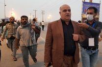 80 هزار زائر خارجی از مرز شلمچه وارد کشور عراق شدند