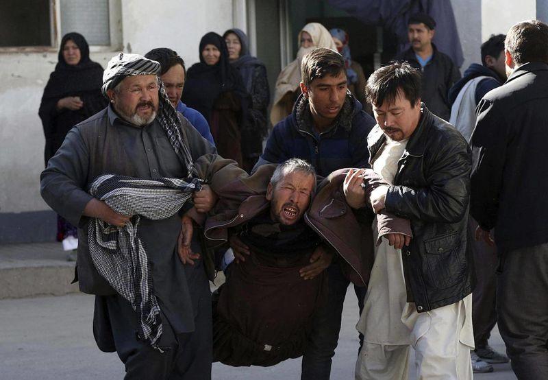 محکومیت حمله تروریستی کابل از سوی سازمان ملل و آمریکا