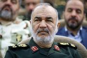 فرمانده کل سپاه از مرز شلمچه بازدید کرد