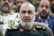 فرمانده کل سپاه به استان آذربایجان غربی رفت