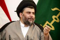 درخواست مقتدی صدر از العبادی برای ادغام حشد شعبی در ارتش