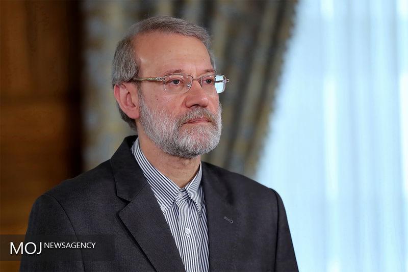 پیام تسلیت علی لاریجانی در پی شهادت سید نورخدا موسوی