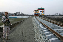 روزانه حدود 5000 مسافر در راه آهن شمال جابجا می شوند