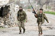 ارسال سلاح به مخالفان دولت سوریه از سوی ترکیه