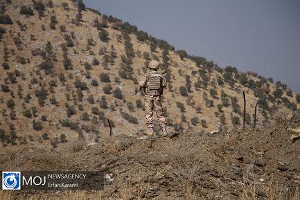 یگان مرزی خط مرزی ایران_عراق