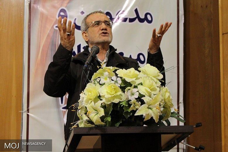 ملت ایران با مقاومت جانانه، طرح آمریکا را نقش بر آب کرد