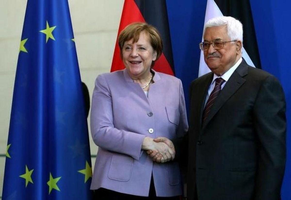 اعلام آمادگی آنگلا مرکل برای کمک به پیشبرد مذاکرات صلح خاورمیانه