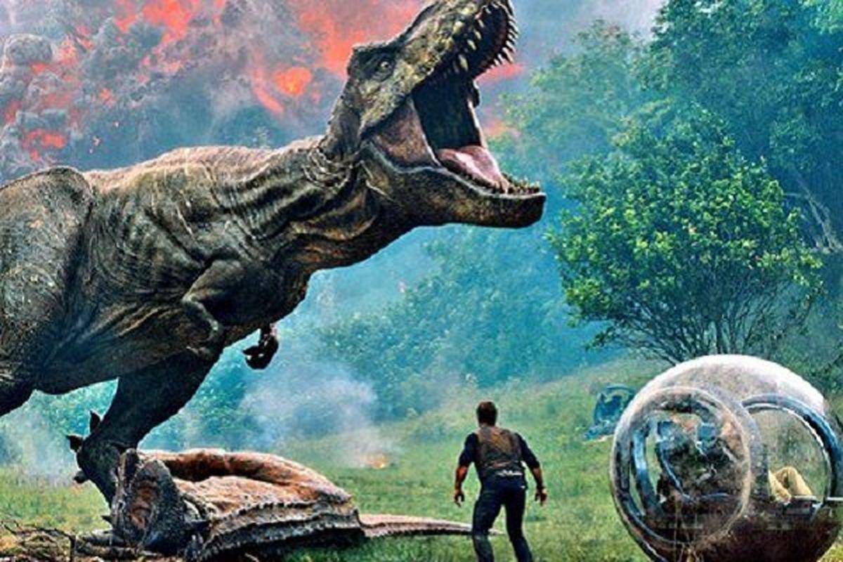 ساخت سری جدید فیلم سینمایی دنیای ژوراسیک در ایام کرونا