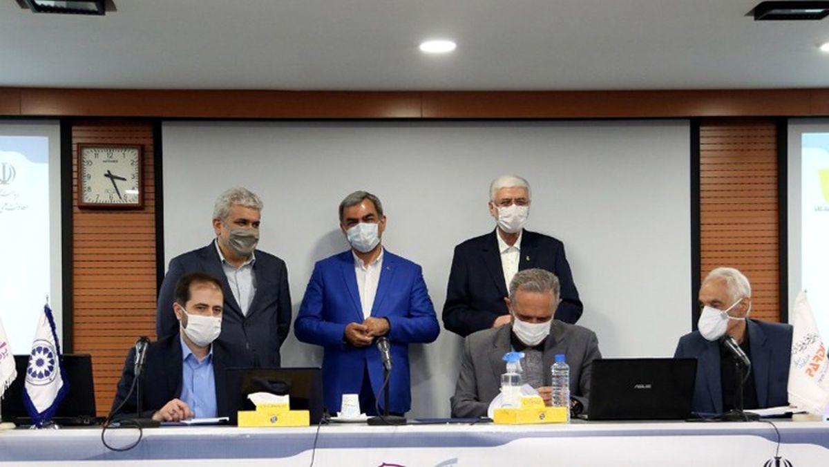 قرارداد توسعه دانشگاه خاتم در ناحیه نوآوری پردیس منعقد شد