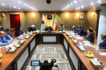 نشست مدیرعامل بانک کشاورزی با فراکسیون شاهد مجلس شورای اسلامی
