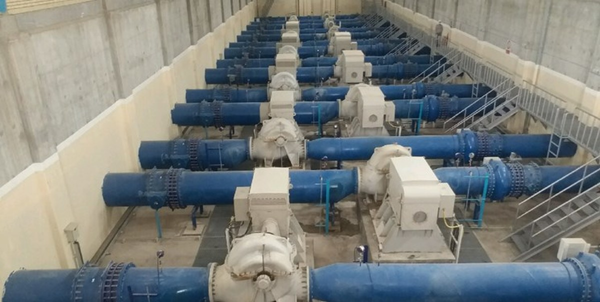 اجرای 28 کیلومتر خط انتقال آب روستایی در دیواندره