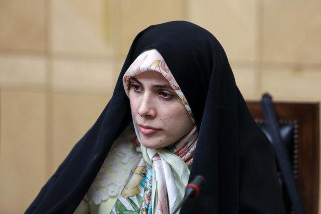 """فاطمه حسینی به عنوان عضو هیات رئیسه مجمع نمایندگان زن اتحادیه """"IPU"""" برگزیده شد"""