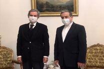 سفیر پرتغال در تهران با عراقچی دیدار کرد