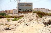 اجرای زیباسازی ورودی های شهر بندرعباس