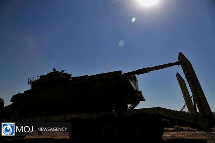 آماده سازی یگان های ارتش پیش از رزمایش منطقه شمال غرب کشور