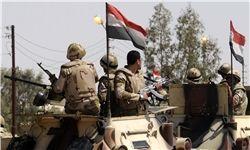 کشته شدن 26 فرد مسلح در درگیری با ارتش مصر در سینا