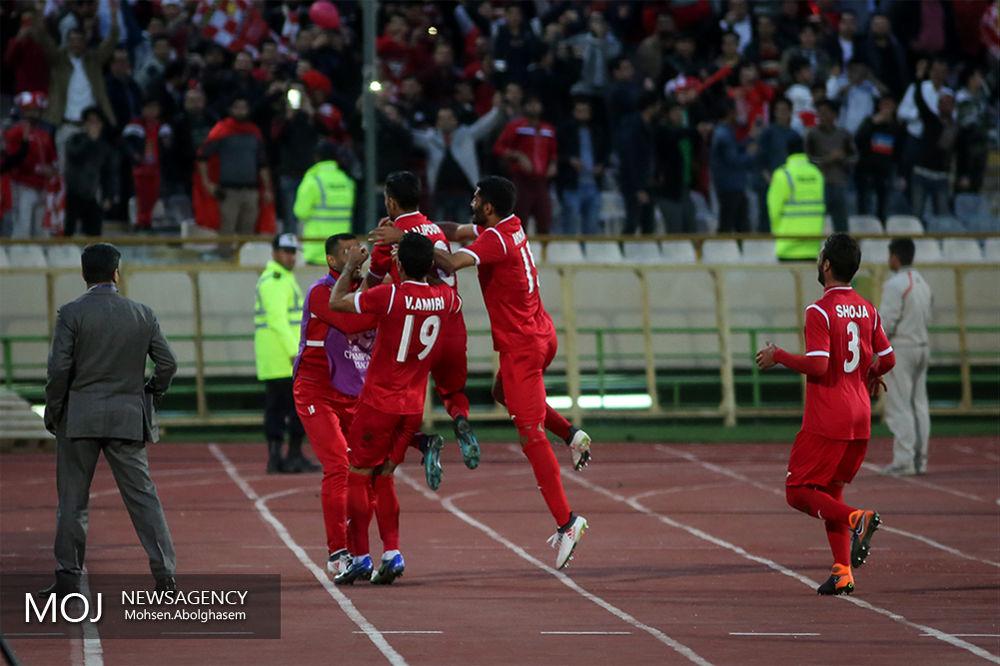 آمار بازی الوصل امارات پرسپولیس ایران