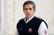 توضیحات سخنگوی آتشنشانی درباره خبر حریق در علاءالدین