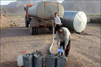 آبرسانی سیار به  دو هزار خانوار عشایر در سمیرم