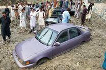 شمار قربانیان سیل در افغانستان به بیش از ۱۵۰ نفر رسید