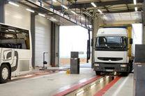 فعالیت 4 مرکز معاینه فنی خودروهای سنگین در اردبیل