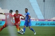 پخش زنده بازی استقلال و فولاد خوزستان از شبکه سه سیما