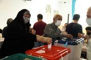 حضور پرشور و شعور مردم مازندران در پای صندوق های رأی