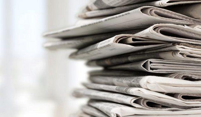 اختتامیه نخستین جشنواره ملی مطبوعات در گیلان