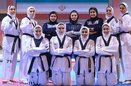تیم ملی تکواندوی بانوان عازم ترکیه می شود