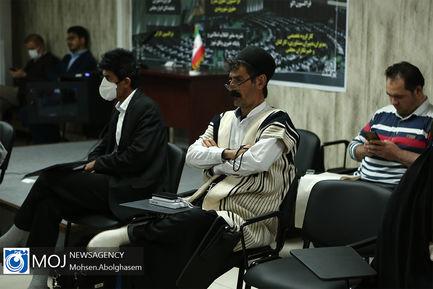 اولین نشست فراکسیون کارگری مجلس یازدهم