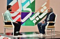 حضور بازیگران سریال پایتخت و امام علی (ع) در برنامه چهل تیکه