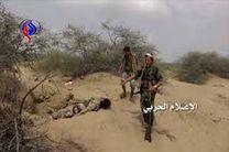 اصابت 4 موشک «زلزال2» یمن به مواضع مزدوران سعودی در جنوب عربستان